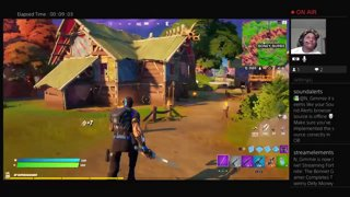 The Bonnet Gamer Best Match on Fortnite with Only Battle Scenes #13Kills #Solo