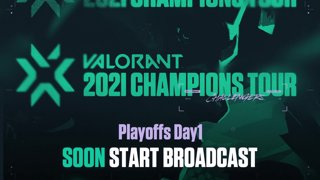 VCT Stage3 - Playoffs Day 1