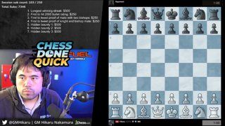 Highlight: Chess Done Quick