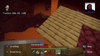 Twitches Takeover: Journey to the Nether #TwinTiredOfMe (The Bonnet Gamer)