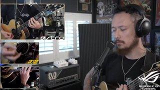 Trivium - The Defiant | Acoustic | @matthewkheafy