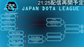 【JDL2021 Summer】 Team Techies  vs Hands Up to the Sky 7/23(金)