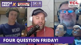 Highlight: FOUR QUESTION FRIDAY