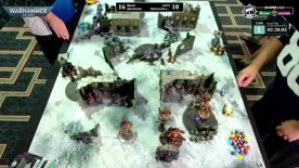 Warhammer US Open: New Orleans Day 2