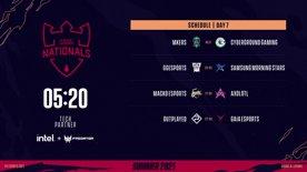 PG Nats Summer 2021 | Day 7