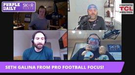 Highlight: Purple Daily with Seth Galina of PFF