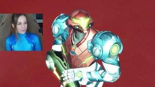 Metroid Dread: Corpious Boss Fight