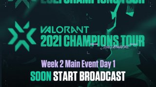 VCT Stage3 - Challengers JAPAN Week2 Main Event Day 1
