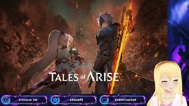 ✨VTuber✨It's JRPG Saturday! Let's Do the Thing! Arise Part 1