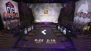[EN] Team Spirit  - OG - Dota 2 The International 2021 - Main Event  Day 4 - Game 2