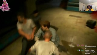Highlight: The Bonnet Gamer Plays Uncharted 4 this Fight Had Me Hyped