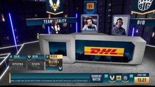 LIVE: Vitality vs. BIG - DreamHack Masters Spring 2021 - Group B