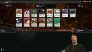 Esper Dragonmaster - AFR Draft Climb to Mythic | MTG Arena