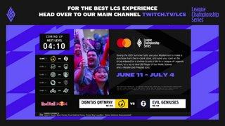 Week 4 Day 3 | LCS Summer Split (2021)