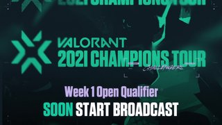 VCT Stage3 - Challengers JAPAN Week1 Open Qualifier