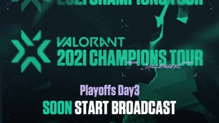 VCT Stage3 - Playoffs Day 3