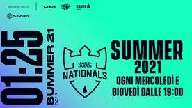 LEC Summer 2021 - Day 3 (Parte 2)