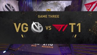 [EN] T1 - Vici Gaming - Dota 2 The International 2021 - Main Event  Day 4  - Game 3