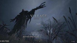 Resident Evil Village Playthrough