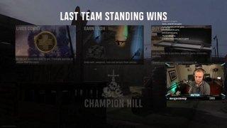 Champion Hill Win // 22 Kills // Duo w/Random