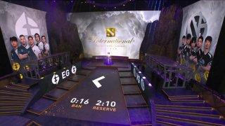 [EN] Vici Gaming - Evil Geniuses - Dota 2 The International 2021 - Main Event  Day 3 - Game 2