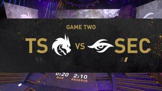 [EN] Team Secret - Team Spirit   - Dota 2 The International 2021 - Main Event  Day 6 - Game 2