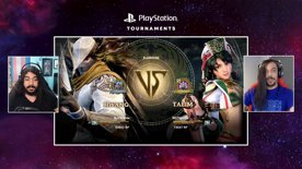Soul Calibur VI : NA Monthly Finals : PS Tournaments Open Series
