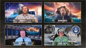 [NA] King of the Sea XIII NA Grand Finals || DROPS || PREDICTION