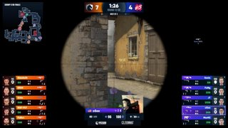 RERUN: paiN vs O Plano (Nuke) - cs_summit 8 Group Stage: Winners' Match - Game 1
