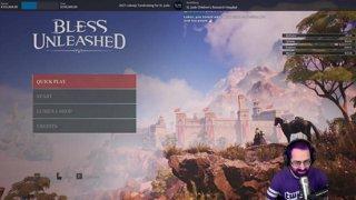#sponsored Bless Unleashed Final Beta Test!