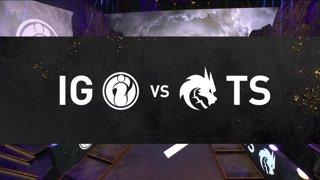[EN] Team Spirit - Invictus Gaming - Dota 2 The International 2021 - Main Event  Day 5 - Game 2