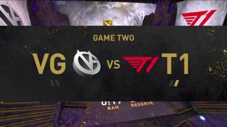 [EN] T1 - Vici Gaming - Dota 2 The International 2021 - Main Event  Day 4  - Game 2