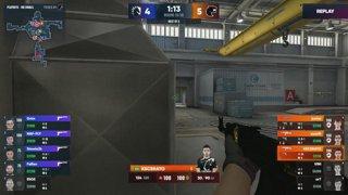 RERUN: paiN vs Liquid (Nuke) - cs_summit 8 Playoffs: Semifinals - Game 1