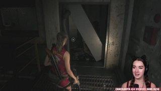 Highlight: Resident Evil 2 Remake Claire G1 Boss Fight