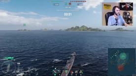 Highlight: Warships Fun! Impossible Torp shot