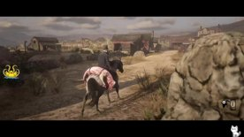 Highlight: Red Dead Online - Roleplay - Skinny Pete and the butcher's agreement