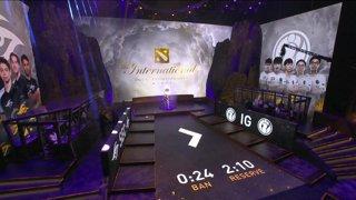 [EN] Invictus Gaming  - Team Secret - Dota 2 The International 2021 - Main Event  Day 3 - Game 2
