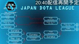 【JDL2021 Summer】 Team Techies  vs Hands Up to the Sky Bo3 1試合目 7/24(土)