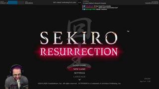 Sekiro Resurrection Mod