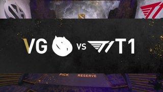 [RU] T1 - Vici Gaming - Dota 2 The International 2021 - Main Event  Day 4  - Game 3