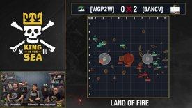 [EN] King of the Sea XIII EU Grand Finals || DROPS ||