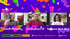 Group Thread: Expression ft. Dawn Richard + Tank