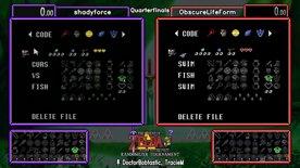 Quarterfinals shadyforce vs ObscureLifeForm. match 1 ALTTPR Tournament 2021