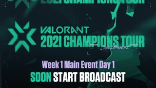 VCT Stage3 - Challengers JAPAN Week1 Main Event Day 1