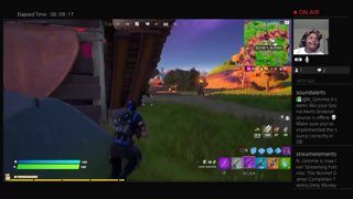 Entire Video of Victory Royal from the Bonnet Gamer Playing Fornite