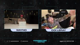 CONNECTED with Wayno ft. Coi Leray and Wale
