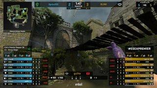 LIVE: BLINK vs Sprout - ESEA Premier - EU Season 38