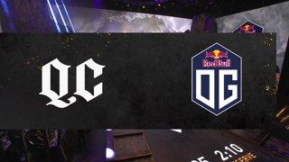 [RU] OG  - Quincy Crew - Dota 2 The International 2021 - Main Event  Day 2 - Game 2