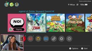 The Legend of Zelda: Skyward Sword HD - Part 1