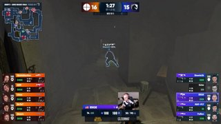 RERUN: FURIA vs O Plano (Mirage) - cs_summit 8 Group Stage: Opening Match - Game 2
